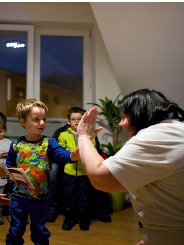 Fabricka.sk - Kurz pre škôlkárov apredškolákov