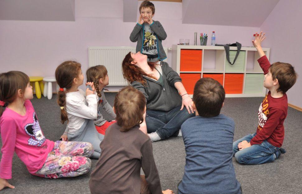 Fabricka.sk - jazykový kurz pre mladších žiakov