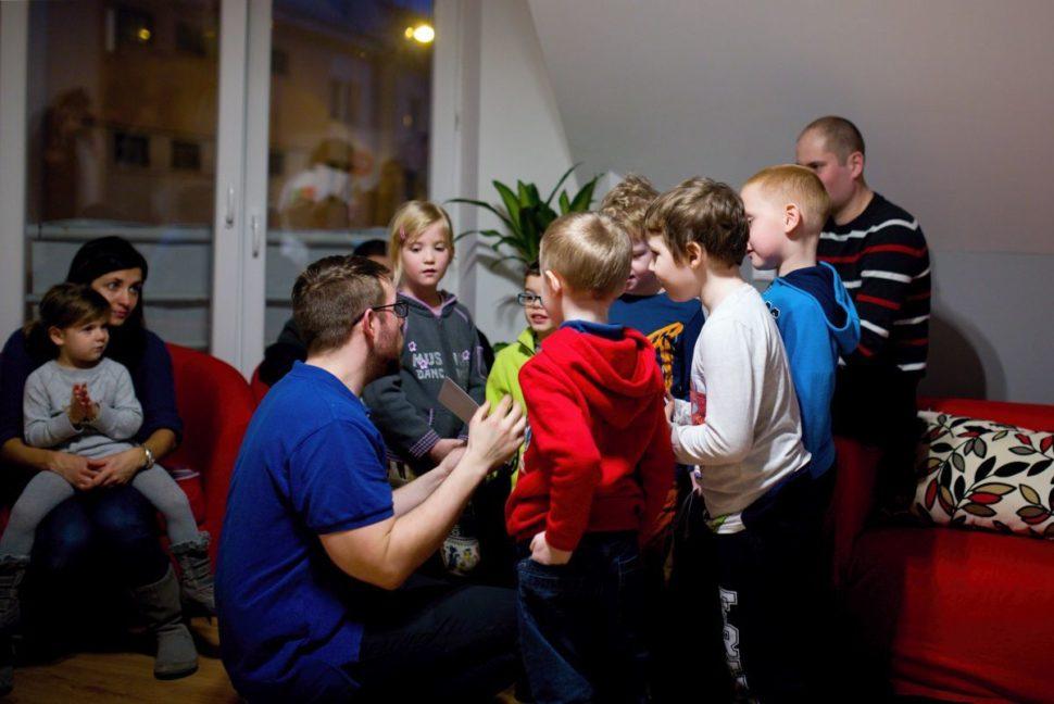Fabrička.sk - jazykový kurz pre deti